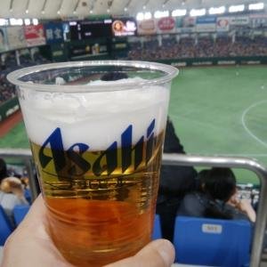 東京ドーム、オープン戦