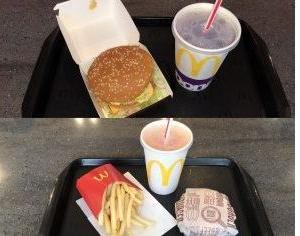 マクドナルドのメニューで健康的なのは?