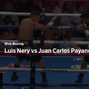 ◆注目!! エマヌエル・ロドリゲス vs ルイス・ネリ ~  WBC世界バンタム級王座挑戦者決定戦 2019.11.23