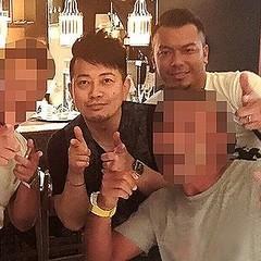 【芸能・闇営業】「宮迫博之」 前科3犯・半グレ金塊強奪犯と「ギャラ飲み」現場写真⁈