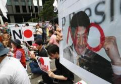 【国際・韓国】光化門広場に5000人が安倍首相糾弾するろうそく集会…