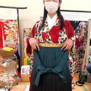 卒業式で着る袴選び