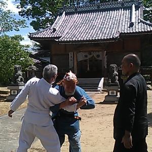 今日の稽古 2020/05/10 長野本部(須坂道場)& orangeロケ地巡りその3 繩手通り