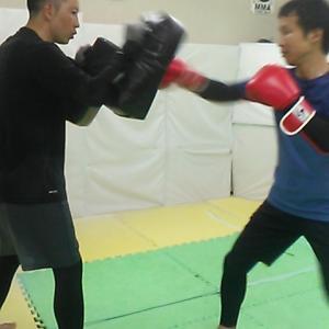 今日の稽古 2020/07/21 格闘技フィットネススタジオ CORESPIRIT & 御霊神社