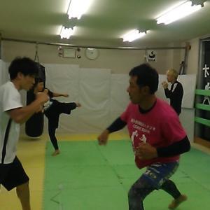 今日の稽古 2020/09/24 格闘技フィットネススタジオ CORESPIRIT & 神事