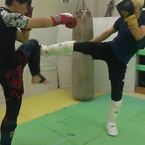 今日の稽古 2021/09/21 格闘技フィットネススタジオ CORESPIRIT & 諏訪神社
