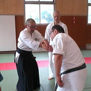 今日の稽古 2019/07/14 長野本部(須坂道場) & コアスピ飲み会