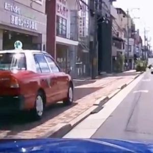 【京都】ひどすぎる運転のタクシードライバーが目撃され、タクシー会社が謝罪!<br />