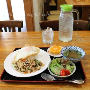 再開二周年のランチ @ タイ料理レストラン トムヤムクン