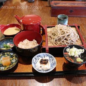 長野でお昼ごはんは @ 蕎麦 日暮し庵 (ひぐらしあん)