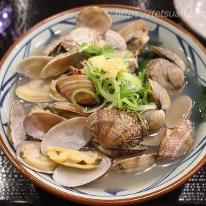 毎年恒例なのであっさり @ うどん 丸亀製麺