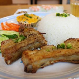 ランチでは初訪問でした @ ベトナム料理 QUÊ EM (ふるさと)