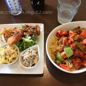 7月のうちに記事をアップ @ カフェ カメイノ食堂 (カメイノショクドウ)