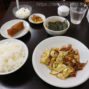 二度目の訪問で @ 中華料理 龍園 (りゅうえん)