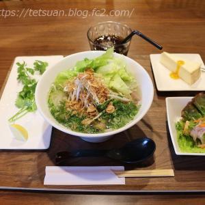 三度目の訪問で @ Casual vietnam restaurant  ハノイの台所