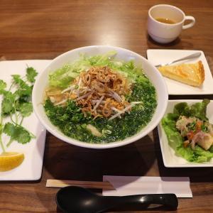 オシャレにベトナム旅行気分で @ Casual vietnam restaurant ハノイの台所
