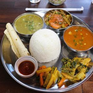 リニューアルしたネパーリセット @ ネパール料理 Himalaya Dining & Bar (ヒマラヤダイニング&バー)