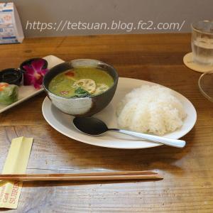 さっそく二度目の訪問で @ Oriental Cafe SUIREN (オリエンタルカフェ スイレン)