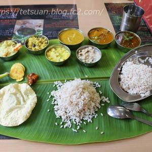 特別メニューなので @ 南インドレストラン Rusi Indo Briyani (ルシ インドビリヤニ)