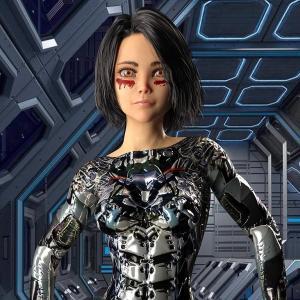 Syph and Bodysuit for Genesis 8 Female 銃夢のガリィがここに