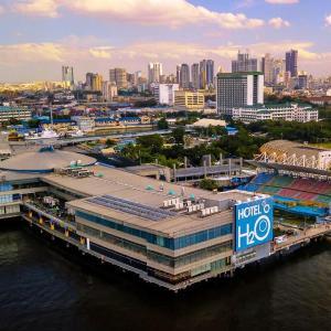 【フィリピン】マニラの水族館「オーシャンパーク Ocean Park」