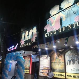 夜の帝王と日本の夜の街で遊ぶ。人造人間との出会い