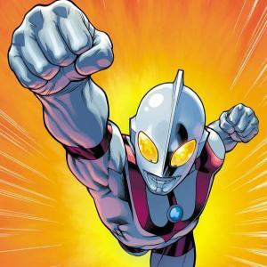 【アメコミ】これがマーベル版ウルトラマン!新作コミックスのカバーイラスト公開