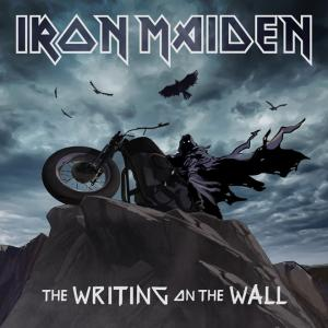 """New IRON MAIDEN Song """"The Writing On The Wall"""""""