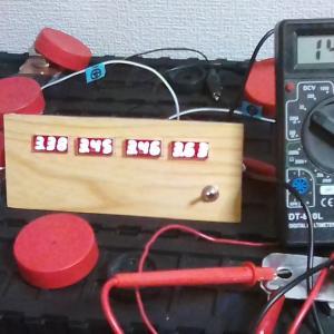 サブバッテリーをリチウム化したい(続・直列につないで充電してみた)
