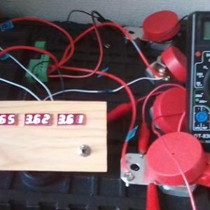 サブバッテリーをリチウム化したい(セルの個体差?)