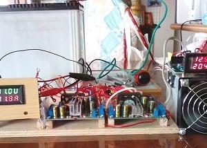 自動昇圧降圧DC-DCコンバーター