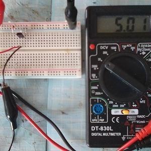 電圧計ってどれが正しいの