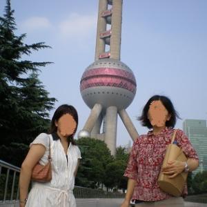中国(上海:昼の部)