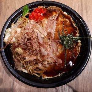 【粉心】阪神のスナックパークで頂くお好み焼き、洋食焼き、焼きそばのお店