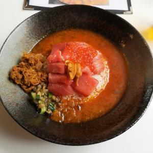 【wacca】関目で味わう煮干し醤油の海鮮スープカレーのうまみがたまらない。