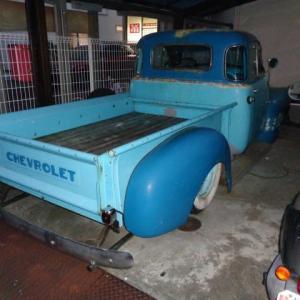 1953年 シボレー 3100 トラック 出張修理ー2
