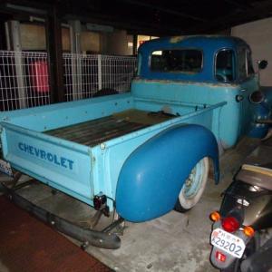 1953年 シボレー 3100 トラック 出張修理ー3