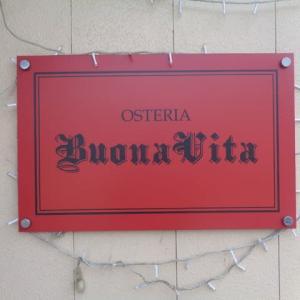 OSTERIA Buona Vita (ボナ・ビータ)