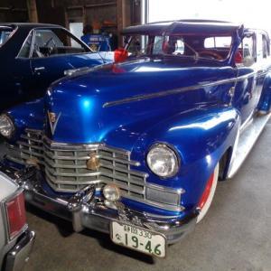 1946年 キャデラック フリートウッド シリーズ45 車検ー2