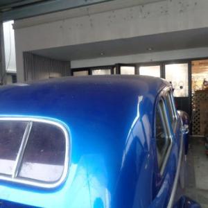 1953年 シボレー エンジン不調修理ー2