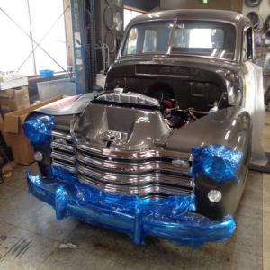 1953年 シボレー エンジン不調修理ー4
