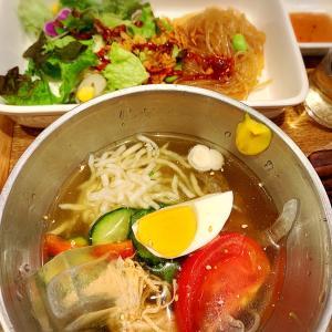 韓国料理ランチ♪最高でした〜&マスクサングラス