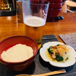 久しぶりの外食飲み会☆代々木公園