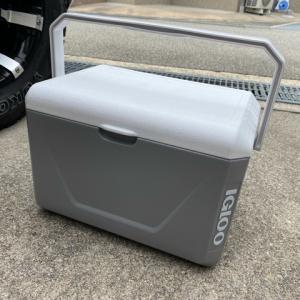 クーラーボックスを改造。発泡ウレタン、ダイソーのアルミテープ、アルミ断熱材で保冷力アップ