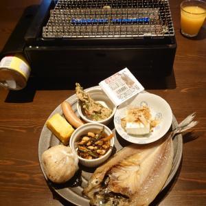 朝ごはん@LAMP壱岐
