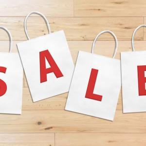 セールで洋服をたくさん買わない3つのコツ。安い!に負けない方法は?