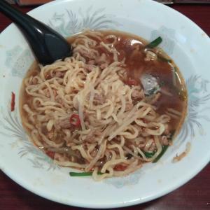 今日の昼食は台湾料理