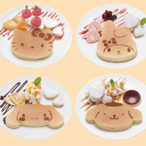 東京・池袋のサンシャインシティ「サンリオカフェ」オープン