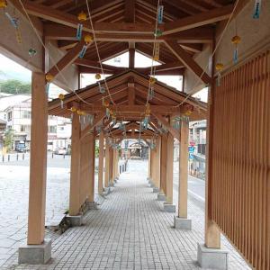 軽井沢~草津別所。2