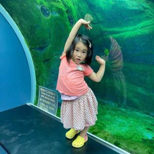 丸山動物園にて